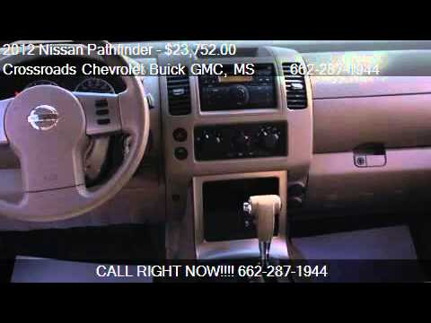 2012 Nissan Pathfinder 2WD 4dr V6 S for sale in CORINTH, MS