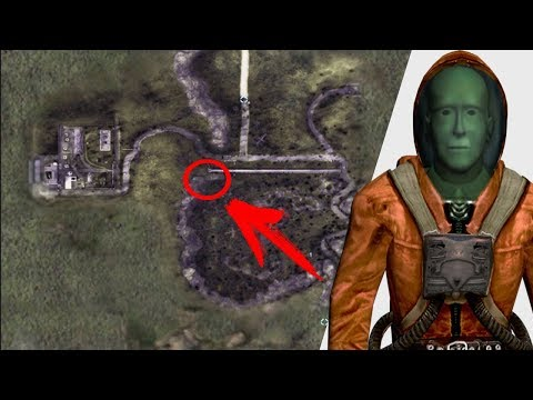Персонажи которых вы НЕ ВИДЕЛИ в Тень Чернобыля