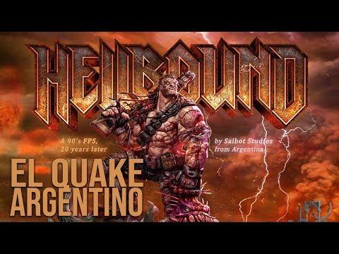 [Gameplay] Hellbound - el Quake argentino