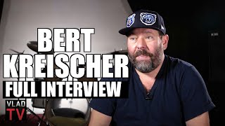 "Bert Kriescher on Tracy Morgan, Will Smith, Kevin Hart, ""The Machine"", Van Wilder (Full Interview)"