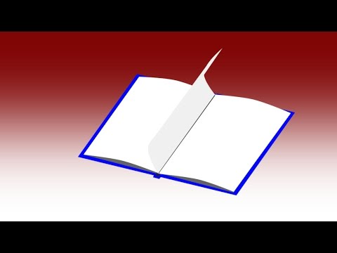 Episode 5 - Book with Turning Pages (After Effects) - Jamie's Motion Graphics