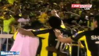 أهداف مباراة الإتحاد و جوانزو الصيني 4-2 | أبطال آسيا