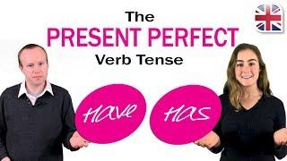 Present Perfect Verb Tense - English Grammar Lesson