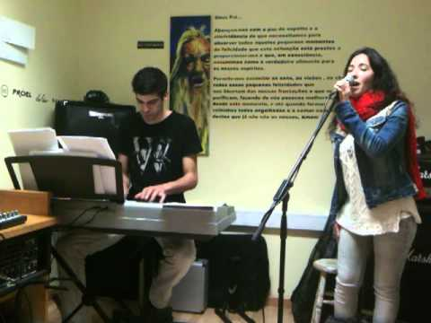 Maroon 5 - Payphone (Carina Cruz Cover)