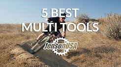 Best 5 Multi Tools!