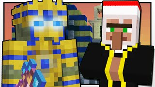 Minecraft | EGYPTIAN TREASURE PYRAMID!! | Custom Mod Adventure
