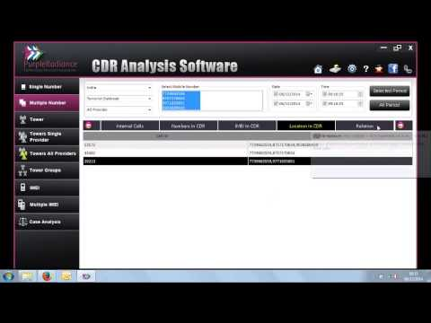 CDR Software