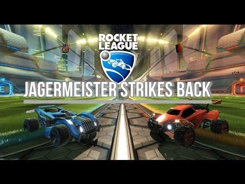 HsPlays - ROCKET LEAGUE (Jagermeister Strikes Back)W/Jagermeister