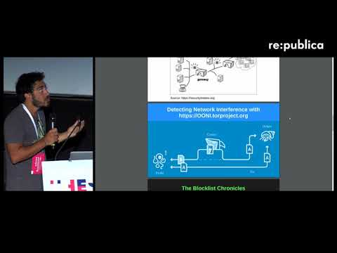 re:connecting Europe 2017 – Marios Isaakidis: EMEA Internet Observatories – The case of Cyprus on YouTube