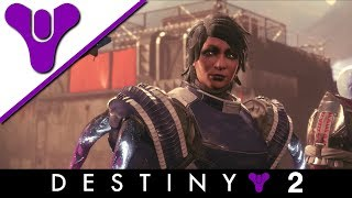 Destiny 2 - story - der neue turm - let's play deutsch