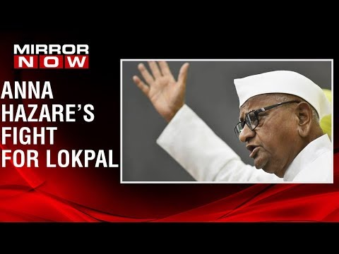 Anna Hazare's fight for Lokpal continues, Decides to return 'Padma Bhushan