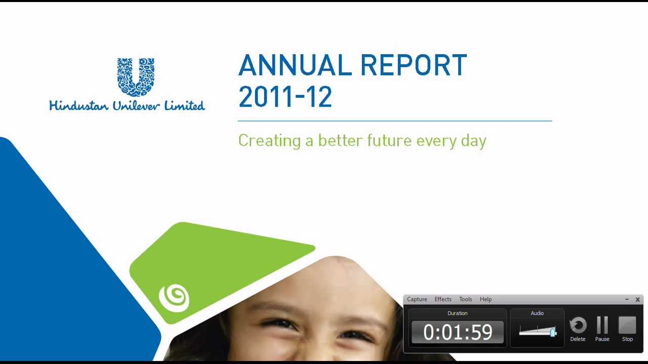 Reading An Annual Report   YouTube  Annual Report Analysis Sample