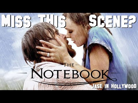 Did You Miss This Scene From The Notebook?