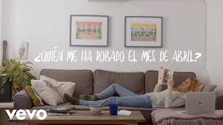 Joaquín Sabina - Quién Me Ha Robado el Mes de Abril (Lyric Video)