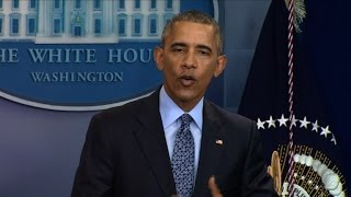 Obama gives final press conference in office