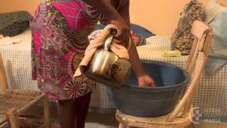 Keeping the Baby Warm (Kinyarwanda) - Newborn Care Series