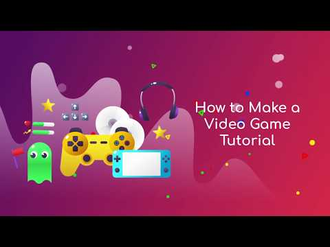 How to Make a Video Game Tutorial thumbnail