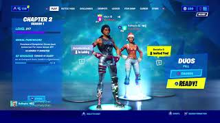 Fortnite Duos Live Black Knight Gameplay Minty Gameplay USE CODE K9CIR In The Item Shop