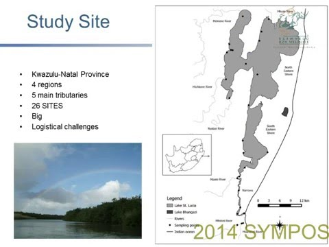 2014D4S33L5 Monique Nunes Lake St. Lucia: preliminary results for long-term monitoring initiatives