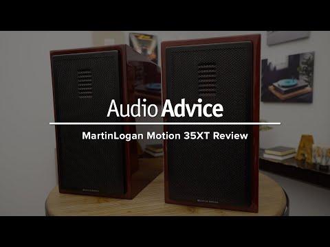 MartinLogan Motion 35XT Speaker Review