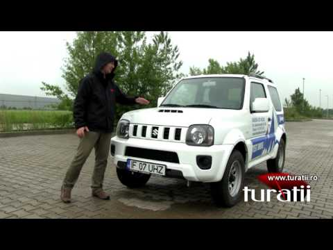 Suzuki Jimny 1.3l 4x4 MT5 explicit video 1 of 3