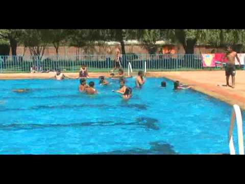 piscina municipal de linares youtube