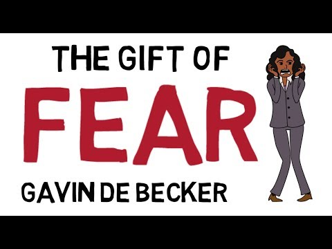 THE GIFT OF FEAR | GAVIN DE BECKER | ANIMATED BOOK SUMMARY
