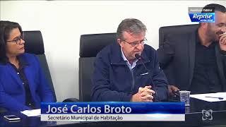 Audiência pública 14/06/2018 - Unidades habitacionais Cachoeirinha I e II