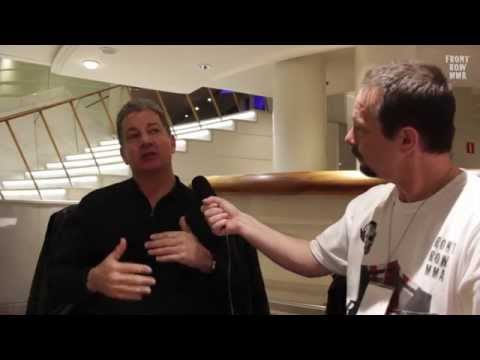 Interview With Bruce Buffer