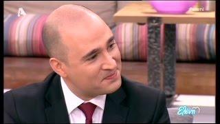 Ο Κωνσταντίνος Μπογδάνος στην Ελένη (05/02/16)