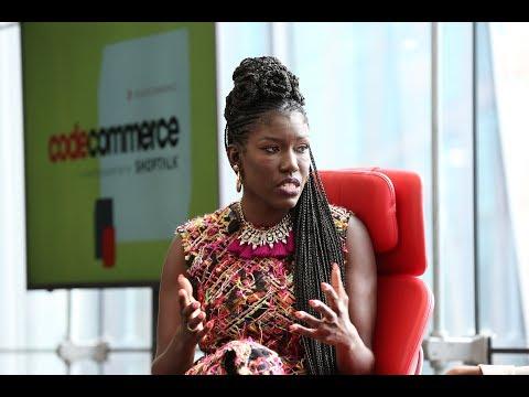Full interview: Bozoma Saint John, Uber's chief brand officer | Code Commerce