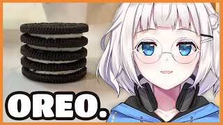 Ini Video Tentang OREO. (Vtuber Indonesia)