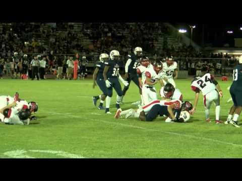 Combs Football Highlights vs. Tempe High School 2016