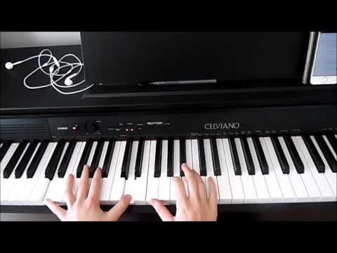 How to Play: Tell Me How by Paramore piano tutorial