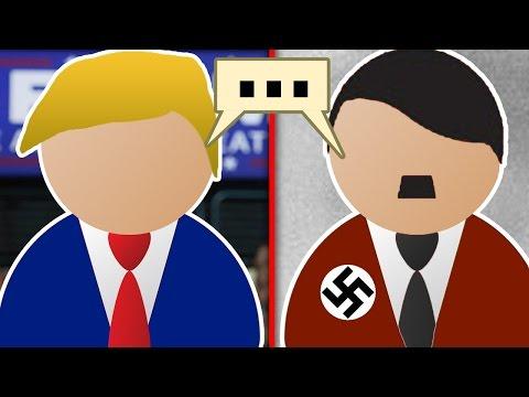¿Sabes si esta frase la dijo Donald Trump o Hitler? | APPS DE RISA