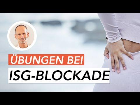 ➡️ ISG-Blockade selber lösen ⬅️ | Liebscher & Bracht | Iliosakralgelenk