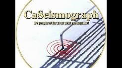 Earthquake Stream Live 24/7 Ca Seismograph