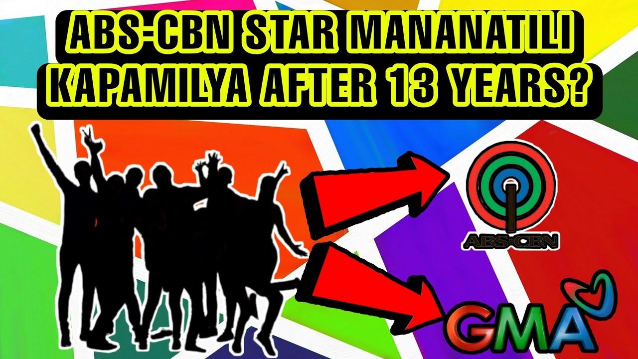 ABS-CBN STAR MANANALI AS KAPAMILYA AFTER 13 YEARS? ABS-CBN FANS NAGULAT!