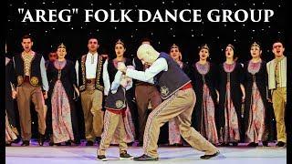 """""""AREG"""" DANCE GROUP (2 years later) - Kochari, Yarkhushta Resimi"""