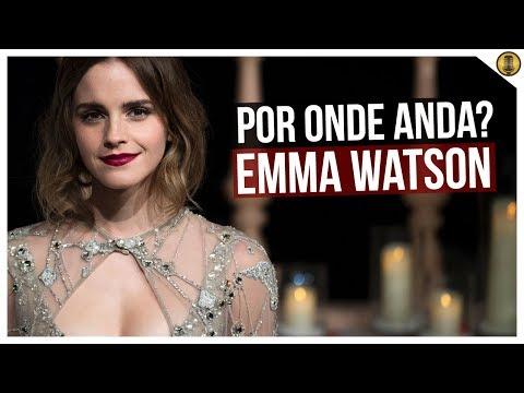 EMMA WATSON  Por onde Anda?