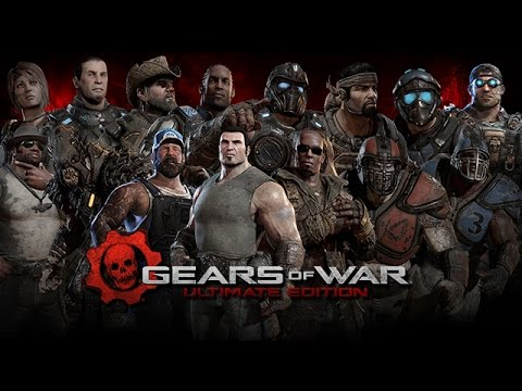 Gears of War Ultimate Edition | Todos los Personajes (All Characters)