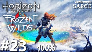 Zagrajmy w Horizon Zero Dawn: The Frozen Wilds DLC PL (100%) odc. 23 - KONIEC DLC NA 100%