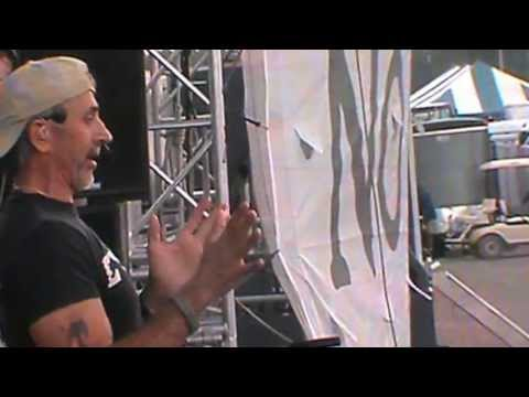 Aaron Tippin at Country USA 2013 - My Blue Angel