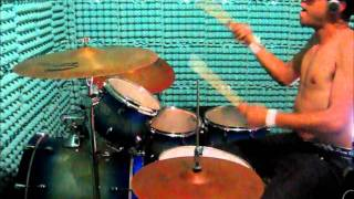 balada boa - Gustavo Lima (JuNiN) Drum Cover xD