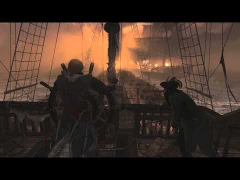 Assassin's Creed IV: Black Flag - Sony Conference Gameplay Demo E3 2013 - Eurogamer