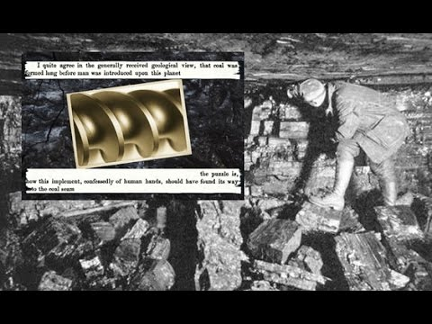 Drill Bit Found in Coal Suggests Advanced Civilization LONG Before Humans Thought to Walk Earth