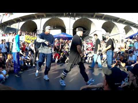 Ruffneck Attack (ukraine) VS Last Alive (italie) European Concrete Jam