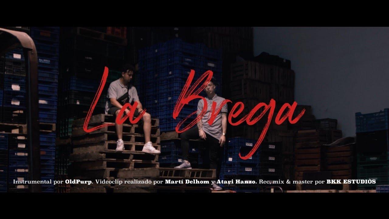 CHASE Y HOKE - LA BREGA (Prod. OldPurp)