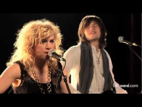 The Band Perry  You Lie  Studio Session