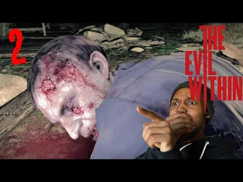FIRST (ZOMBIE?) ENCOUNTER | The Evil Within